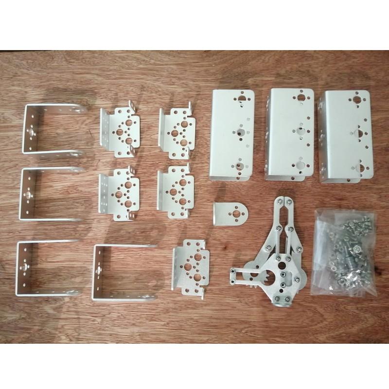 Set Bras robot Arduino