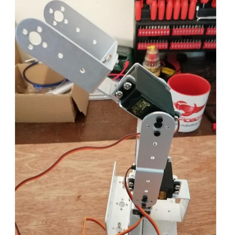Phase14-4 Montage Bras robot Arduino