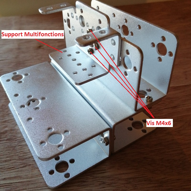 Phase 3-1 Bras robot arduino