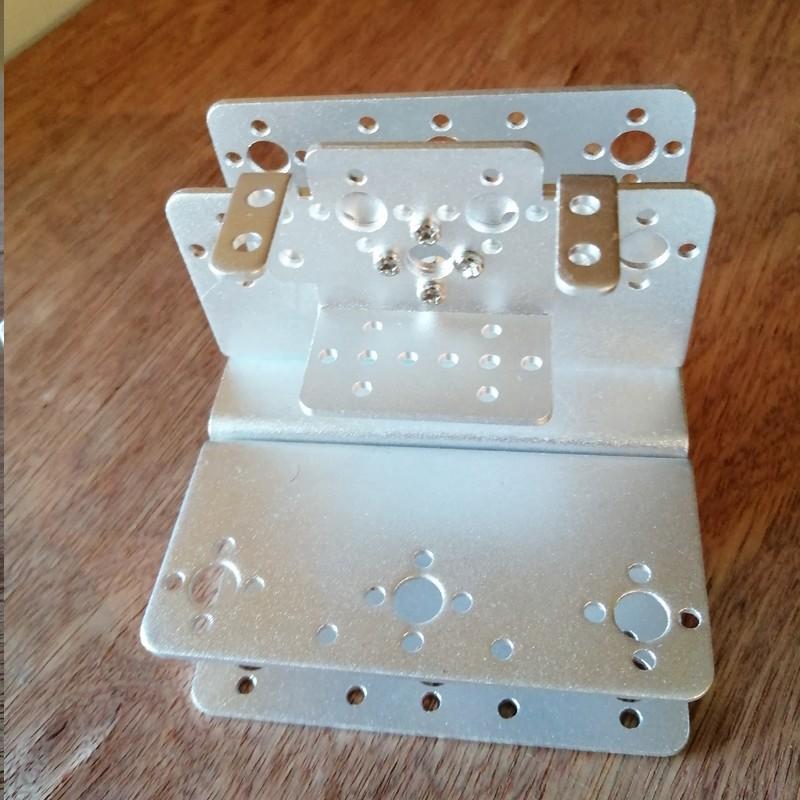 Phase 3-2 Bras robot arduino