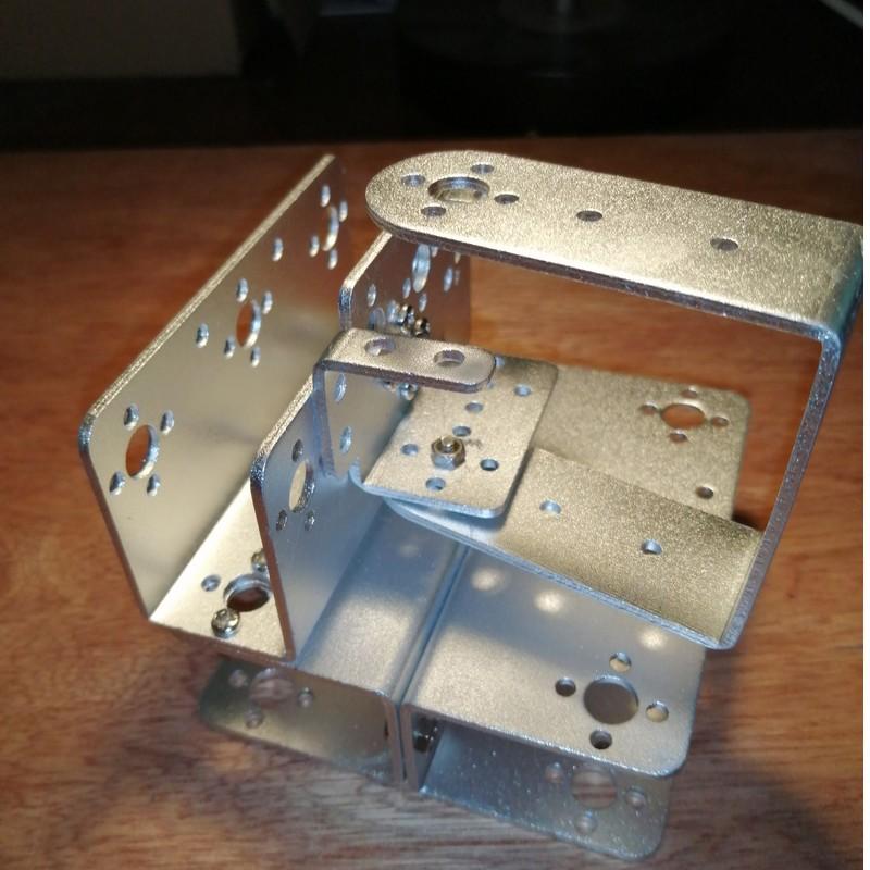 Phase 5-3 Bras robot Aruino