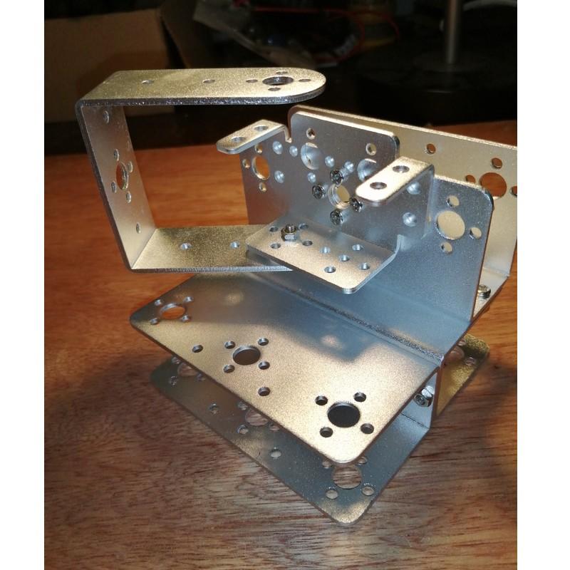 Phase 5-2 Bras robot arduino