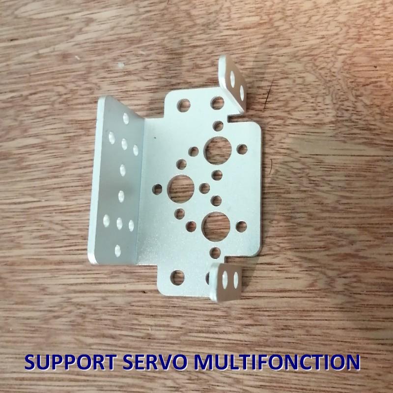 Support servos multifonctions